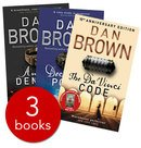 3 Dan Brown books for £6.95 including delivery from The Book People