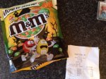 Peanut m&m's 300g £1.00 @ Poundstretcher