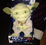 Talking Star Wars Yoda £4.99 @ HMV INSTORE