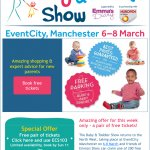 Baby and toddler show manchester