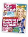Win Prizes worth £27,687 with Take a Break Issue 2