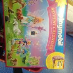 Play mobil advent calendar was £20 now £5 instore @ smyths toys