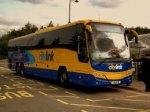 glasgow to edinburgh from £1 plus 50p booking fee - £1.50 @ megabus