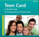 Under 18's Travel On Arriva North East Buses For Just £1 With Teen Card (cost £5)