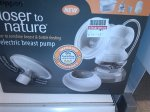 Tommee Tippee Closer to Nature Electric breast pump £14.15 @ Boots instore