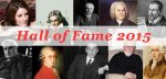 Win 1 of 5, £1000 - Vote in the Classic FM Hall of Fame @ Classic FM