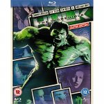 The Incredible Hulk (Reel Heroes cover edition) (Blu-ray) £3.75 delivered @ play.com /  zoverstocks