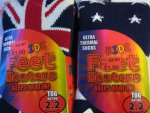 Kids 'Feet Heaters' thermal socks £1 @ Primark