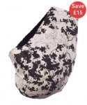 rocking baby ring sling/carrier £24.99 mothercare in store