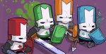 Castle Crashers £2.49 @ Steam