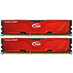 TeamGroup Vulcan RED 8GB (2x4GB) DDR3 2400MHz CL11 delivered @ OC.UK - £53.90