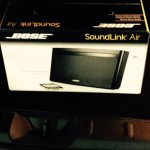 BOSE Soundlink Air £159 @ Bose In store (Cardiff)