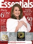 Essentials magazine from only £18.99 ***   Plus, order today and receive a £5 M&S giftcard*   ***