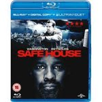 Safe House Bluray (includes UV copy)- £2.99 @ HMV