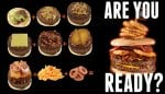 Flaming Challenge Burger (1 KG) only £7.99 @ Flaming Grill Pubs (Using printable voucher)