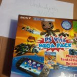 PS Vita Console - 10 Game Mega Pack - New/Sealed - £90
