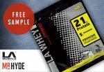 Free whey protein sample @ Shortlist
