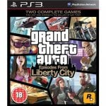 Grand Theft Auto 4: Episodes From Liberty City PS3 (used) only £2.02 delivered @ Play / Zoverstocks