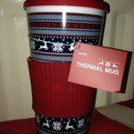 Primark thermal travel mug £1