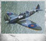 Spitfire flight experience 30 mins for £2750 @ Boultbeeflightacademy