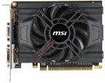 MSI NVIDIA GeForce GTX650 2GB for £59.68 @ More Computers
