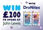 Win 1 of 3 X a £200 John Lewis voucher @ Netmums