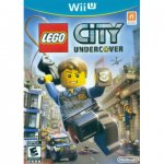 lego city wii u brand new still sealed !!