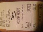 Unleaded petrol £1.009 a litre @ jet garage Houghton Le spring