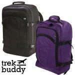 Black Trek Buddy £9.99 @ Homebargains
