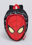Spiderman Backpack with glow in dark eyes £3 (from £8) - Matalan Free click and collect