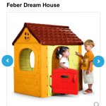 Feber dream house £29.96 + £4.95 delivery @ toysrus