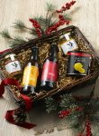 Nibbles And Drinks Christmas Hamper Tray £5.40 Free P&P With Codes at BHS