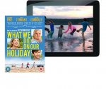 Win What We Did On Our Holiday DVD and an Ipad Air 2 @ Win Something