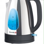 Breville Polished Stainless Steel Kettle £29.99 @ BHS