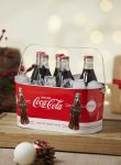 Coca-Cola Ice Bucket & 5 Classic Bottles was £15 now £4.50 delivered @ BHS (with code)