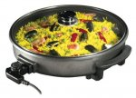 Large 40cm Round Multi Cooker with Glass Lid £16.99 Delivered @ Electro World / Amazon