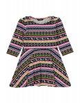 GIRLS FAIRISLE DRESS £2 ASDA DIRECT !