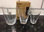 Ryssby glasses x 3 were £8 now £2.98 IKEA