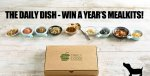 Win a year's supply of SimplyCook meal kits @ Entr
