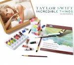 Win 1 of 5 Taylor Swift Incredible Things Eau de Parfum 100ml fragrances with Watercolour easel art sets @ Superdrug