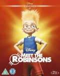 Disneys Meet The Robinsons on Blu-Ray with O-Ring Cover £6.29 using code  @ Zavvi