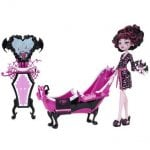 Monster High Draculaura Power Room Playset - £9.96 - Toys R Us