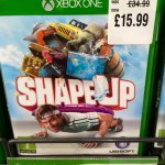 Shape Up Xbox One £15.99 instore at HMV