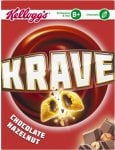 Kellogg's Krave (375g) was £2.80 now any 3 for £5.00 @ Sainsbury's