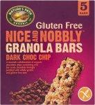 Nature's Path Organic (GLUTEN FREE) Granola Bars - Dark Choc Chip Bars (5 x 35g) was £2.99 now £1.99 @ Sainsbury's