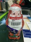 Santa dairy milk 20p @ Boots (in store)