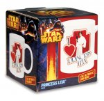 Star Wars I Heart Princess Leia mug Was £8.00 Then £4.00 Now Only £2.40 Online @ Debenhams Free Click And Collect