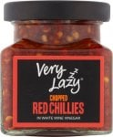 Very Lazy Grated Ginger in White Wine Vinegar / Garlic or Red Chillies (115g) was £1.50 now £1.00 @ Sainsbury's