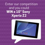 """Win a 10"""" Sony Xperia Z2 Tablet @ Perfect Home @ Facebook"""