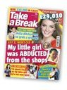 Win prizes totalling £29,010 with Take a Break Issue 4